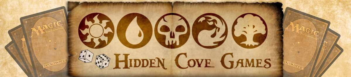 Hidden Cove Games