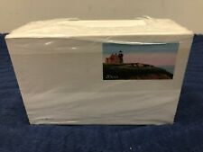 United States Postcards 20 Cents Block Island Lighthouse Circa 1997 Lot Of 250