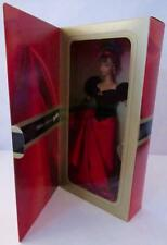 Avon Exclusive Winter Splendor Black / African American Barbie In Original Box