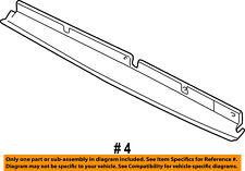 FORD OEM Rear Bumper-Stone Deflector F1TZ17808A