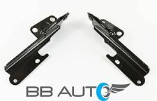 05-14 FORD MUSTANG HOOD HINGES PAIR SET RH & LH NEW STEEL FO1236127 FO1236128