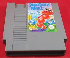Sin Caja De Serpiente Cascabel n Roll NES