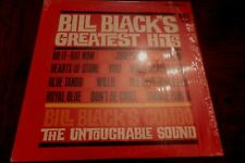 """BILL BLACK'S GREATEST HITS"" LP STEREO 1963 UNTOUCHABLE"