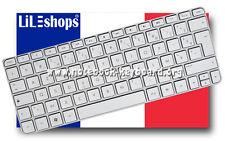 Clavier Français Orig Argent HP Mini 210-3022ef 210-3022sf 210-3024ef 210-3024sf