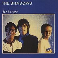 THE SHADOWS - LIFE IN THE JUNGLE Inc Bonus Tracks (New & Sealed) CD Hank Marvin