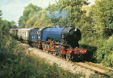 Postcard - Ex WD Austerity Class 2-10-0 no 600 Gordon on SVR ( Sept 1978)