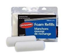 Dynamic HM005314 Mini Foam Roller Refill, 10-Pack, 4-Inch, New, Free Shipping