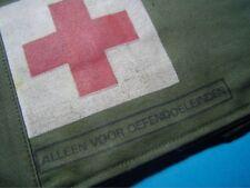 Nederland OEFEN ARMBAND Geneeskundige Dienst / Dutch Army MEDIC training