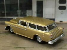 Vintage 1955 55 Chevrolet Nomad V-8 2 Dr Sport Wagon 1/64 Scale Limited Edit H13