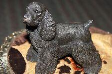 Vintage~~Cocker Spaniel~Dog~Figurine~Resin?