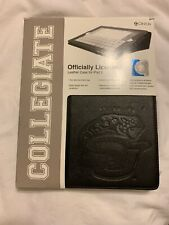 Centon Collegiate Leather Case For Ipad 2 Southern University Logo On Front