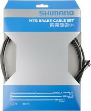 SHIMANO Brake cable Set Niro/Stainless steel for MTB Y80098021
