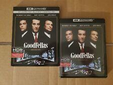 Like New! - Goodfellas: w/Rare Oop Near Mint Slipcover (4K Ultra Hd & Blu-ray)