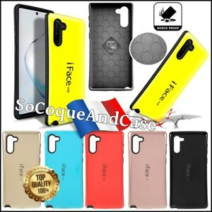 Case Cover Hybrid Shockproof iFace Mall Shell Samsung Galaxy Note 10, 10+