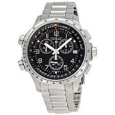 Hamilton Khaki Aviation X-Wind Chronograph Chrono Swiss Quartz Watch H77912135