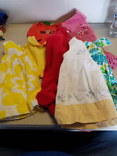lot of infant girls 3/6 months clothes carters sweet park bench