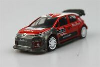 Norev 1:43 Citroen C3 WRC Supercar  kids Toys No Packaging