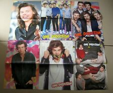 1D One Direction set of posters