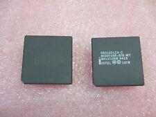 Intel MG80186-8/B MG801868B IC Used