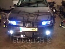 Seat Leon Xenon Halogen Driving Fog Lamps Lights Kit León Mk1 (1M) Pair