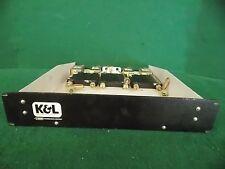 K&L Microwave Incorporated Autotuner / Combiner +