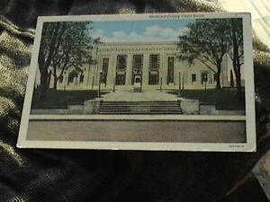 Unposted Postcard of Rockland County Court House