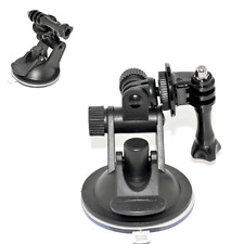 Car Dash Mount Adapter with Suction Cup for GoPro HERO5, 4, 3+, 3, 2, 1 Cameras