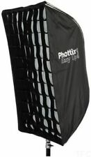 Phottix Pro Easy Up HD Umbrella Softbox with Grid 60x90cm