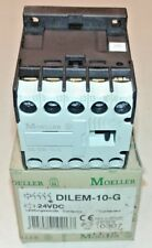 Moeller DILEM-10-G Contactor Relay 24VDC - New Old Stock