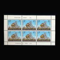 New Zealand, Sc #B74a, MNH, 1967, S/S, Sheetlet, Rugby, Sports, FDDDAS7Z-B