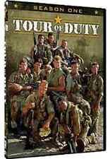 Tour of Duty - First Season 1 One (DVD, 2014, 4-Disc Set) - NEW!!