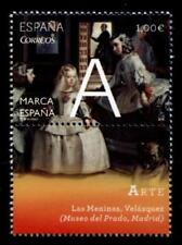 La hoffräulein. dipinti di Velazquez. 1w. Spagna 2014