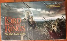 The Lord Of The Rings Trading Card Game Realms Of The Elf-Lords Decipher Sealed