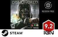 Dishonored [PC] Steam Download Key - FAST DELIVERY