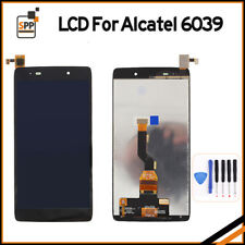"ALCATEL ONE TOUCH IDOL 3 6039 OT6039 4.7"" LCD Display Touch Screen Digitizer uk"