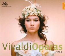 Vivaldi Operas, Vol. 2, New Music