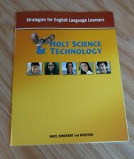 Holt Science and Technology: Strategies for English Language Learners (2007, Pap