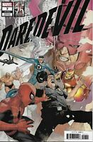 Daredevil Comic Issue 7 Limited Variant Modern Age First Print 2019 Chip Zdarsky