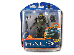 Halo The Package Master Chief Action Figure Anniversary Series 2