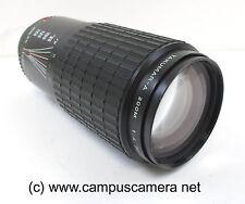 Pentax 70-200mm f4 Macro Zoom MF Full Frame Zoom Lens PK/A Takumar A 27317
