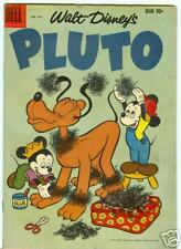 Four Color #941 Walt Disney's Pluto 1958