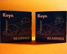 GSXR1000 Y - K9 00 - 09 KOYO REAR WHEEL BEARINGS SUZUKI