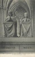 Abtei De Saint Denis - Statue von Louis XII und Anne De Bretagne (F4462)
