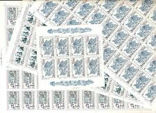 USSR 1989..n° 5646-48 + mini sheet. YT 114€ .. FRENCH REVOLUTION BICENTENERY
