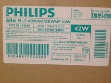 PHILLIPS PL-T 42W/841/XEW/4 PIN 33W FLUORESCENT (BOX OF 10)