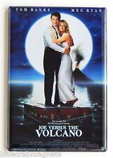 Joe Versus the Volcano FRIDGE MAGNET (2 x 3 inches) movie poster tom hanks