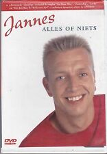 Jannes-Alles Of Niets Music DVD