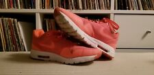 Womens Nike Air Max 1 size 7 used running fit cross train shoes PINK