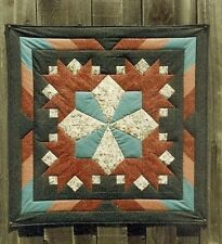 """Holly Trail """"Starburst"""" Quilt Pattern #P32 Quilt Wall Hanging 35""""x 35"""""""