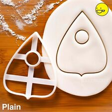 Planchette cookie cutter - Gifts mediums spirit board paranormal Halloween party